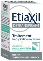 Etiaxil Aisselles Détranspirant Peau Sensibles Roll-on/15ml à Chelles
