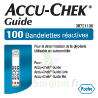 Accu-chek Guide Bandelettes 2 X 50 Bandelettes à Chelles