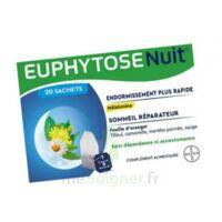 Euphytosenuit Tisane 20 Sachets à Chelles