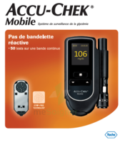 Accu-chek Mobile Lecteur De Glycémie Kit à Chelles