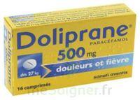 Doliprane 500 Mg Comprimés 2plq/8 (16) à Chelles
