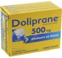 Doliprane 500 Mg Poudre Pour Solution Buvable En Sachet-dose B/12 à Chelles