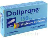 Doliprane 150 Mg Suppositoires 2plq/5 (10) à Chelles