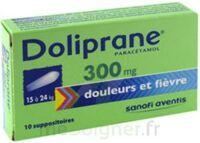 Doliprane 300 Mg Suppositoires 2plq/5 (10) à Chelles