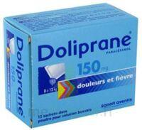 Doliprane 150 Mg Poudre Pour Solution Buvable En Sachet-dose B/12 à Chelles