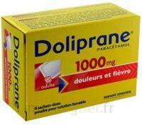 Doliprane 1000 Mg Poudre Pour Solution Buvable En Sachet-dose B/8 à Chelles