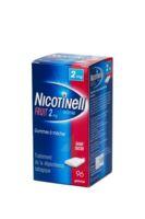 Nicotinell Menthe Fraicheur 2 Mg Sans Sucre, Gomme à Mâcher Médicamenteuse 8plq/12 (96) à Chelles