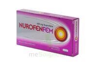 Nurofenfem 400 Mg, Comprimé Pelliculé à Chelles