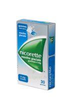 Nicorette 4 Mg Gom à Mâcher Médic Sans Sucre Menthe Glaciale Plq/30gom à Chelles