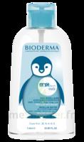 Abcderm H2o Solution Sans Rinçage Nettoyante Bébé Fl Pompe/1l à Chelles