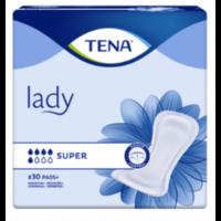 Tena Lady Protection Anatomique Adhésive Super Sachet/30 à Chelles