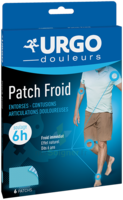 Urgo Patch Froid 6 Patchs à Chelles