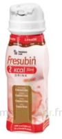 Fresubin 2kcal Fibre Drink Nutriment Cappuccino 4bouteilles/200ml à Chelles