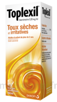 TOPLEXIL 0,33 mg/ml, sirop 150ml à Chelles