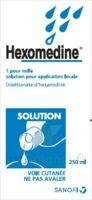 Hexomedine 1 Pour Mille S Appl Loc Fl/250ml à Chelles