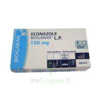 Econazole Biogaran L.p. 150 Mg, Ovule à Libération Prolongée à Chelles