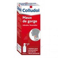 COLLUDOL Solution pour pulvérisation buccale en flacon pressurisé Fl/30 ml + embout buccal à Chelles