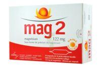 Mag 2 122 Mg S Buv En Ampoule Sans Sucre édulcoré à La Saccharine Sodique 30amp/10ml à Chelles