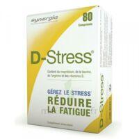 D-STRESS, boite de 80 à Chelles