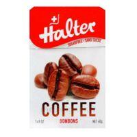 HALTER sans sucre Bonbon café B/40g à Chelles