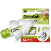 Bouchons d'oreille SleepSoft ALPINE à Chelles