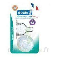 Dodie Sensation+ Tétine Plate Débit 2 Silicone 0-6mois à Chelles