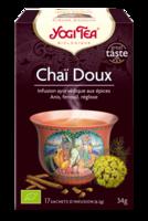 Yogi Tea Tisane AyurvÉdique ChaÏ Doux Bio 17sach/2g à Chelles