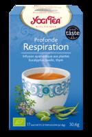 Yogi Tea Tisane Ayurvédique Profonde Respiration Bio 17 Sachets/1,8g à Chelles