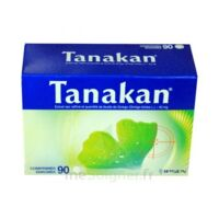 TANAKAN 40 mg, comprimé enrobé PVC/alu/90 à Chelles