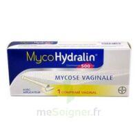 Mycohydralin 500 Mg, Comprimé Vaginal à Chelles