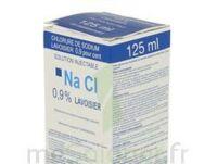 Sodium 0,9% Lav Inj Fv125ml 1 à Chelles