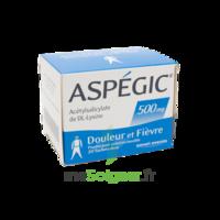 Aspegic 500 Mg, Poudre Pour Solution Buvable En Sachet-dose 20 à Chelles