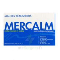 Mercalm, Comprimé Pelliculé Sécable à Chelles