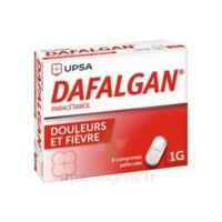Dafalgan 1000 Mg Comprimés Pelliculés Plq/8 à Chelles