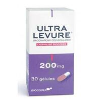 ULTRA-LEVURE 200 mg Gélules Fl/30 à Chelles