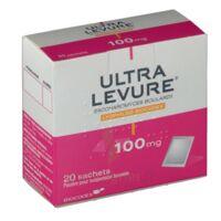 ULTRA-LEVURE 100 mg Poudre pour suspension buvable en sachet B/20 à Chelles
