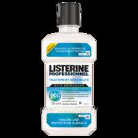 Listerine Professionnel Bain bouche traitement sensibilité 500ml à Chelles
