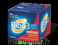 Bion 3 Défense Junior Comprimés à Croquer Framboise B/30 à Chelles