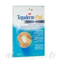 Tegaderm + Pad, 5 Cm X 7 Cm , Bt 5 à Chelles