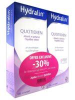 Hydralin Quotidien Gel Lavant Usage Intime 2*200ml à Chelles