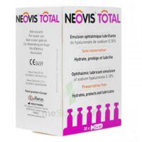 Neovis Total Solution Ophtalmique Lubrifiante Pour Instillation Oculaire 30 Unidose 0,4ml à Chelles
