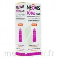 Neovis Total Multi S Ophtalmique Lubrifiante Pour Instillation Oculaire Fl/15ml à Chelles