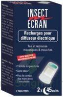Insect Ecran Tablette Recharge Diffuseur B/2 à Chelles