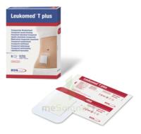 Leukomed T Plus Pansement Adhésif Stérile Avec Compresse Transparent 5x7,2cm B/5 à Chelles