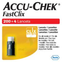 Accu-chek Fastclix Lancettes B/204 à Chelles