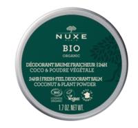 Nuxe Bio Déodorant Baume Fraîcheur 24h Toutes Peaux Pot/50g à Chelles