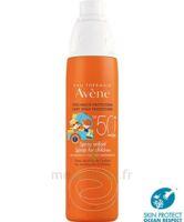 Avène Eau Thermale Solaire Spray Enfant 50+ 200ml à Chelles