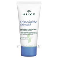 Crème Fraiche® De Beauté - Masque Hydratant 48h Et Anti-pollution50ml à Chelles