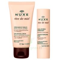 Rêve De Miel Crème Mains Et Ongles + Stick Lèvres Hydratant à Chelles