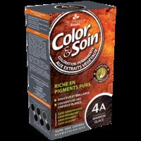 Color&soin Kit Coloration Permanente 4a Marron Glacé à Chelles